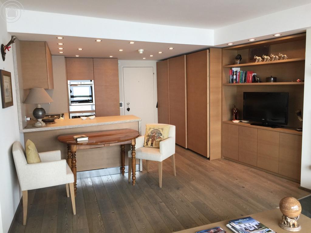 Gallery of arredamento monolocale mq arredamento - Arredare cucina soggiorno 20 mq ...